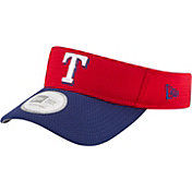 New Era Men's Texas Rangers Fundamental Visor