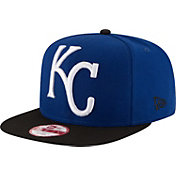 New Era Men's Kansas City Royals 9Fifty Grand Logo Adjustable Hat