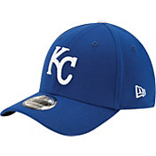 New Era Men's Kansas City Royals 39Thirty Classic Royal Flex Hat