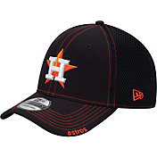 New Era Men's Houston Astros 39Thirty Navy Neo Flex Hat