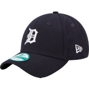 New Era Men's Detroit Tigers 9Forty League Navy Adjustable Hat