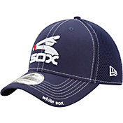 New Era Men's Chicago White Sox 39Thirty Navy Neo Flex Hat