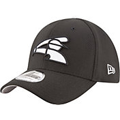 New Era Men's Chicago White Sox 39Thirty Diamond Era Black Flex Hat