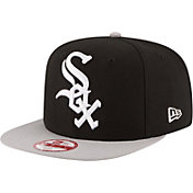 New Era Men's Chicago White Sox 9Fifty Grand Logo Adjustable Hat