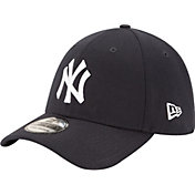 New Era Men's New York Yankees 39Thirty Classic Navy Flex Hat