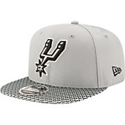 New Era Men's San Antonio Spurs 9Fifty Multi Star Adjustable Snapback Hat