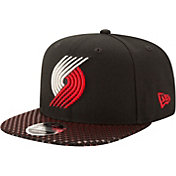 New Era Men's Portland Trail Blazers 9Fifty Multi Star Adjustable Snapback Hat