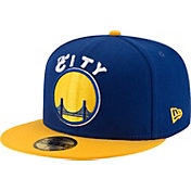 New Era Men's Golden State Warriors 59Fifty Fitted Hat
