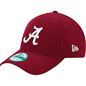New Era Men's Alabama Crimson Tide Crimson 9Forty League Adjustable Hat