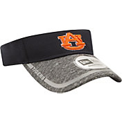 New Era Men's Auburn Tigers Blue/Grey Training Visor