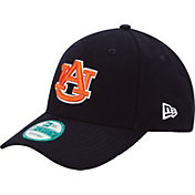 New Era Men's Auburn Tigers Blue 9Forty League Adjustable Hat