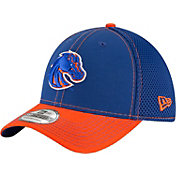 New Era Men's Boise State Broncos Blue/Orange Team Front Neo 39Thirty Hat