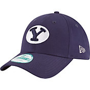 New Era Men's BYU Cougars Blue The League 9Forty Adjustable Hat