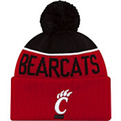 New Era Men's Cincinnati Bearcats Red/Black NE 15 Sport Knit Beanie