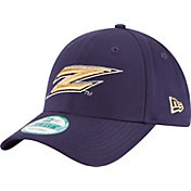 New Era Men's Akron Zips Navy The League 9Forty Adjustable Hat