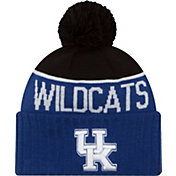 New Era Men's Kentucky Wildcats Blue/Black NE 15 Sport Knit Beanie