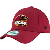 New Era Men's Louisiana-Monroe Warhawks Maroon The League 9Forty Adjustable Hat