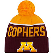 New Era Men's Minnesota Golden Gophers Maroon/Gold NE 15 Sport Knit Beanie