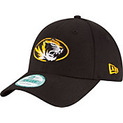 New Era Men's Missouri Tigers The League Black 9Forty Adjustable Hat