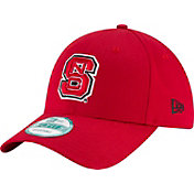 New Era Men's NC State Wolfpack Red The League 9Forty Adjustable Hat