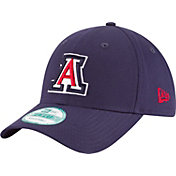 New Era Men's Arizona Wildcats Navy The League 9Forty Adjustable Hat
