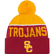 New Era Men's USC Trojans Cardinal/Gold NE 15 Sport Knit Beanie