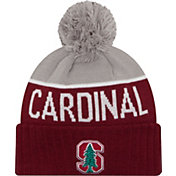 New Era Men's Stanford Cardinal NE 15 Sport Cardinal/Grey Knit Beanie