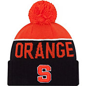 New Era Men's Syracuse Orange Blue/Orange NE 15 Sport Knit Beanie