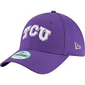 New Era Men's TCU Horned Frogs Purple The League 9Forty Adjustable Hat