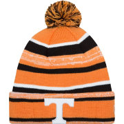New Era Men's Tennessee Volunteers Tennessee Orange/Black/White NE 14 Sport Knit Beanie
