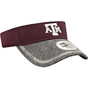 New Era Men's Texas A&M Aggies Maroon/Grey Training Visor