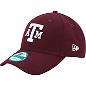 New Era Men's Texas A&M Aggies Maroon League 9Forty Hat