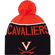 New Era Men's Virginia Cavaliers Blue/Orange NE 15 Sport Knit Beanie