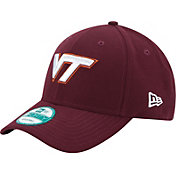 New Era Men's Virginia Tech Hokies Maroon League 9Forty Hat