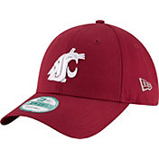 New Era Men's Washington State Cougars Crimson The League 9Forty Adjustable Hat
