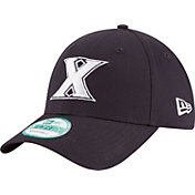 New Era Men's Xavier Musketeers Blue The League 9Forty Adjustable Hat