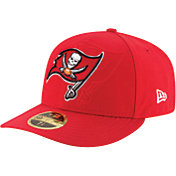 New Era Men's Tampa Bay Buccaneers Sideline 2016 59Fifty On-Field Fitted Hat