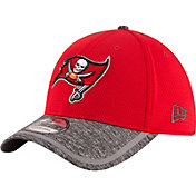 New Era Men's Tampa Bay Buccaneers 2016 Training Camp Official 39Thirty Flex Hat