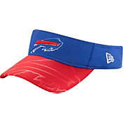 New Era Men's Buffalo Bills Sideline 2016 Blue/Red Visor