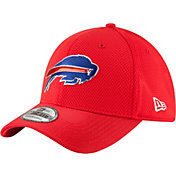 New Era Men's Buffalo Bills Color Rush 2016 On-Field 39Thirty Flex Hat