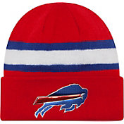New Era Men's Buffalo Bills Color Rush 2016 On-Field Knit Hat