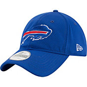 New Era Men's Buffalo Bills Perf Shore 9Twenty Blue Adjustable Hat