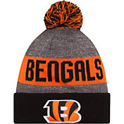 New Era Men's Cincinnati Bengals Sideline 2016 Sport Knit Hat