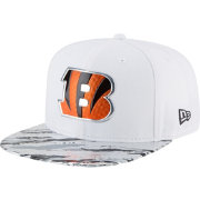 New Era Men's Cincinnati Bengals Color Rush 2016 On-Field 9Fifty Adjustable Hat