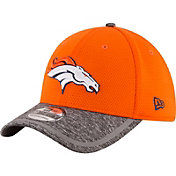 New Era Men's Denver Broncos 2016 Training Camp Official 39Thirty Flex Hat