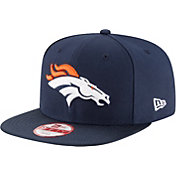 New Era Men's Denver Broncos Sideline 2016 9Fifty On-Field Adjustable Hat