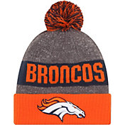 New Era Men's Denver Broncos Sideline 2016 Sport Knit Hat