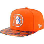 New Era Men's Denver Broncos Color Rush 2016 On-Field 9Fifty Adjustable Hat