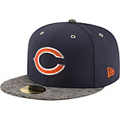 New Era Men's Chicago Bears 2016 NFL Draft 59Fifty Navy Fitted Hat