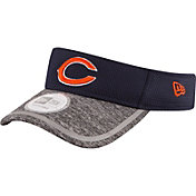 New Era Men's Chicago Bears 2016 Training Camp Official Navy Visor